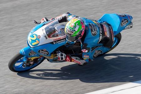 Alonso Lopez Tailandia Moto3 2019
