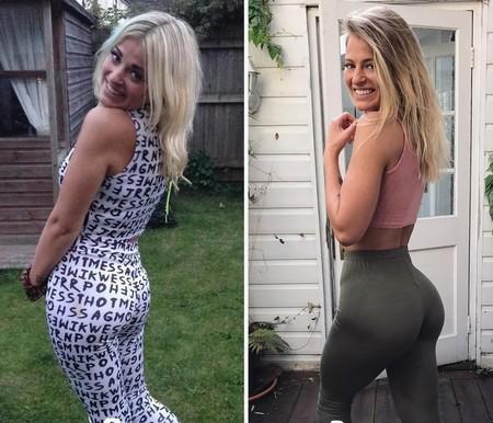 Los mejores culos se consiguen con mucho ejercicio, estas cuentas de Instagram lo demuestran
