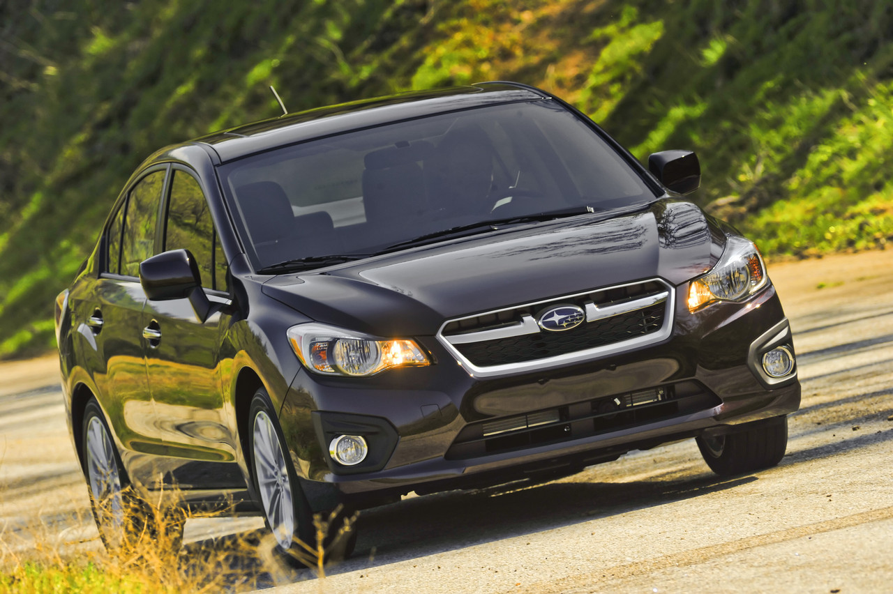 Foto de 2012 Subaru Impreza (14/20)