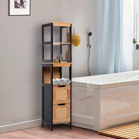 Armario para almacenaje baño