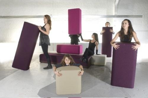 Foto de Flex, reinventando el concepto de sofá (3/4)