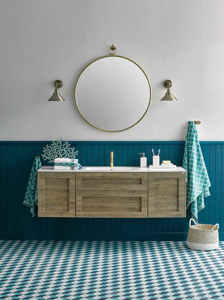 Griferías bonitas y baratas para dar un cambio a tu baño