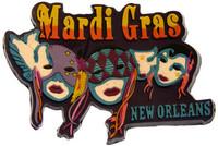 Carnaval 2008: Mardi Gras en New Orleans