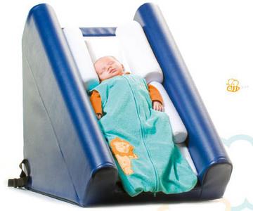 Multicare: nueva cama para bebés con reflujo
