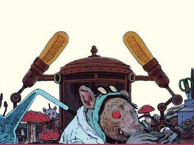'Doctor Rat' de William Kotzwinkle