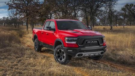 2019 Ram 1500: una pick-up más ligera, tecnológica, atractiva... ¡y hasta mild-hybrid!