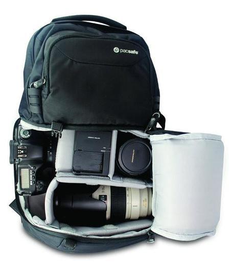 RFID y otros sistemas antirrobo para asegurar tu equipo fotográfico con PacSafe