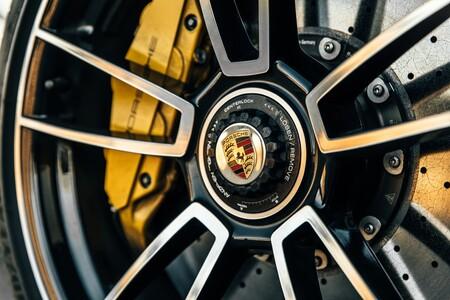 Porsche 911 Turbo S llantas