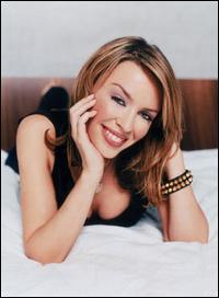 Kylie Minogue mujer del año
