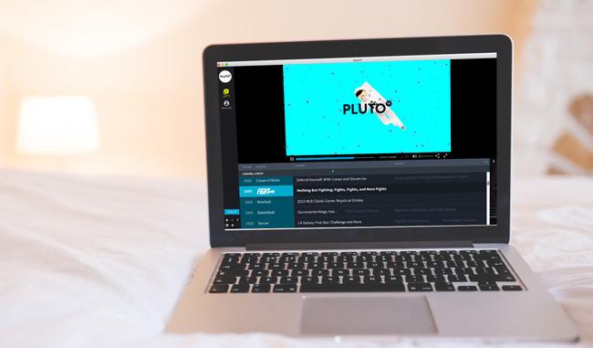Pluto TV, mira más de 100 canales de televisión online, gratis y de forma legal