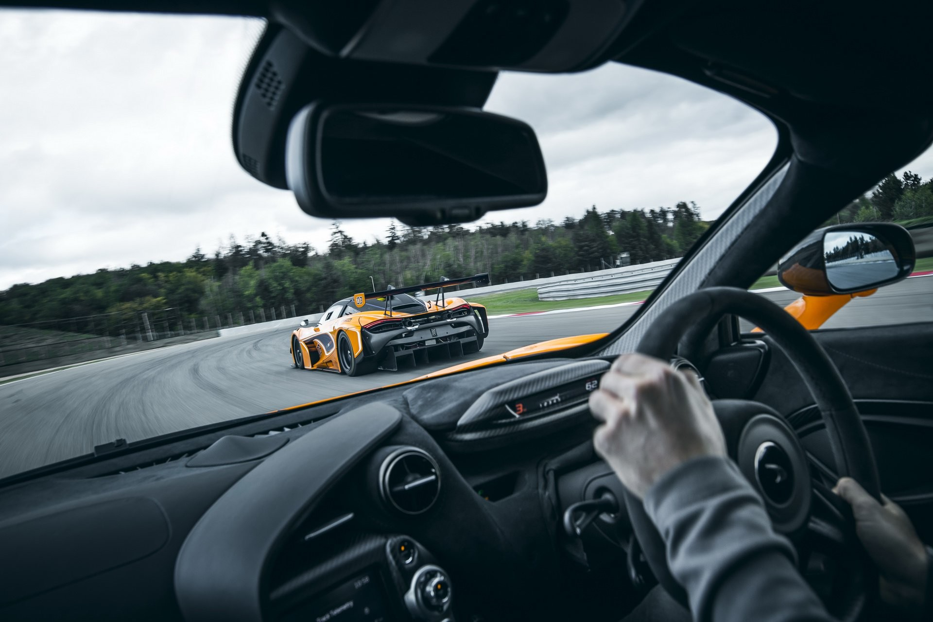 Foto de McLaren 720S Track Pack 2019 (10/12)