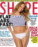 ¿Habemus o no habemus Photoshop en la portada de Mariah Carey para la revista Shape?