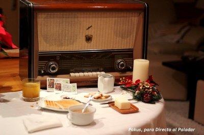 Mis desayunos navideños