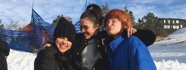 Selena Gómez reaparece así de sonriente después de ingresar en un psiquiátrico