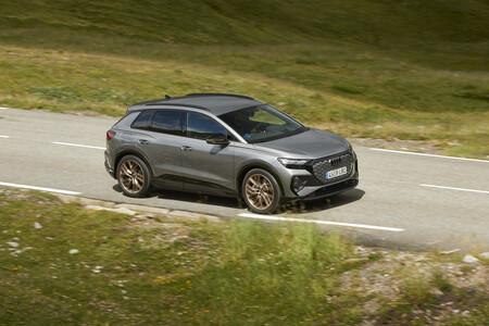 Audi Q4 e-tron 48