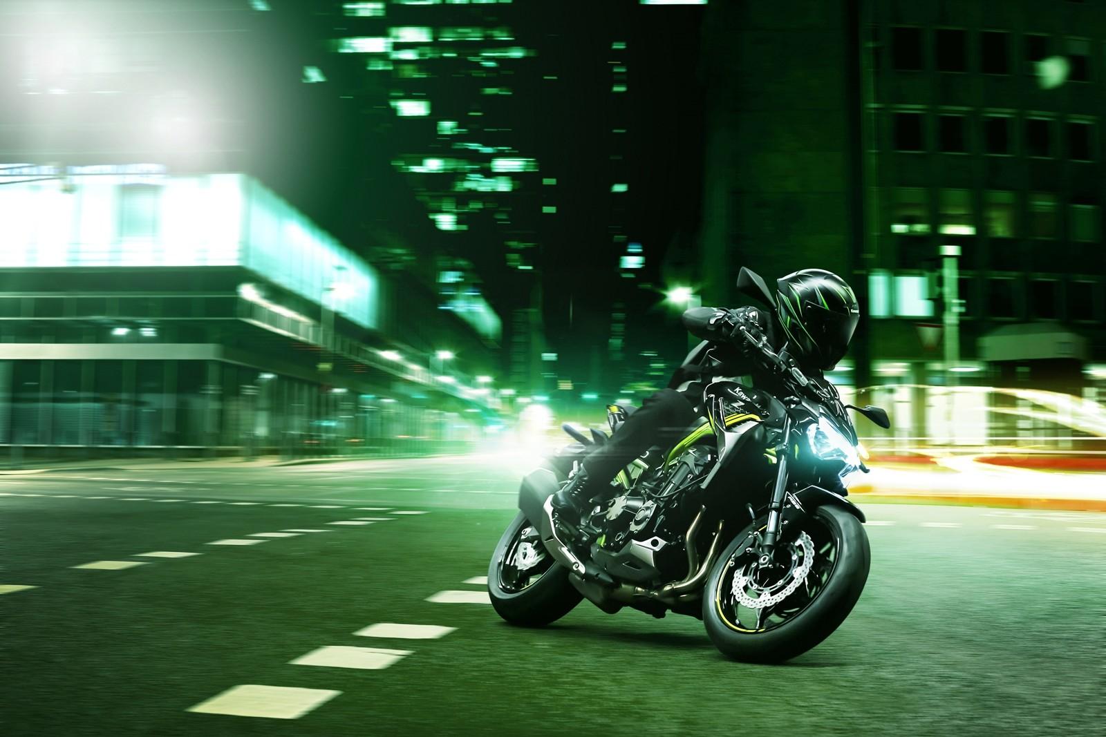 Foto de Kawasaki Z900 2020 (13/31)