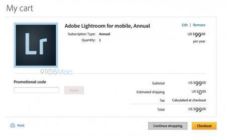 Pronto podremos retocar nuestras fotografías con Adobe Lightroom en iPad
