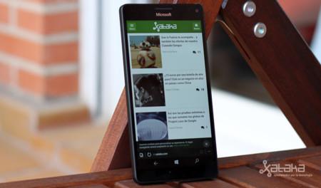 En el Reino Unido ya no se puede comprar el Lumia 950 Xl... se ha agotado y no se repone stock