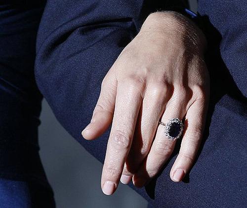 Foto de Compromiso de boda de Guillermo de Inglaterra y Kate Middleton (10/11)