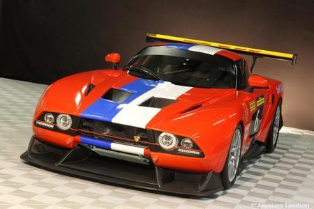 Curiosidades en Competición: VDS GT 001-R