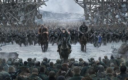 La caótica cronología de todas las películas de 'El Planeta de los Simios': en qué orden verlas