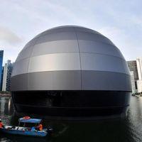 La tercera Apple Store de Singapur sería en un edificio flotante, según rumores