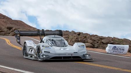 El Volkswagen ID. R Pikes Peak ya tiene otro récord en el punto de mira, este fin de semana en Goodwood