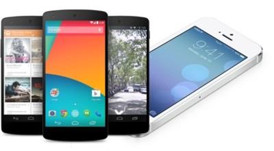 El mercado móvil, listo para el 2014. La imagen de la semana