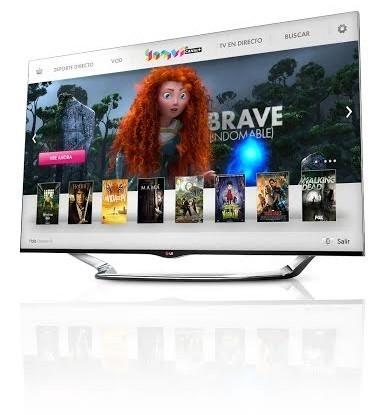 La Aplicación Oficial De Yomvi Llega A Las Smart Tv De Lg