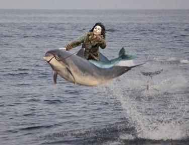 Scarlett Johansson cayéndose, el meme de la semana