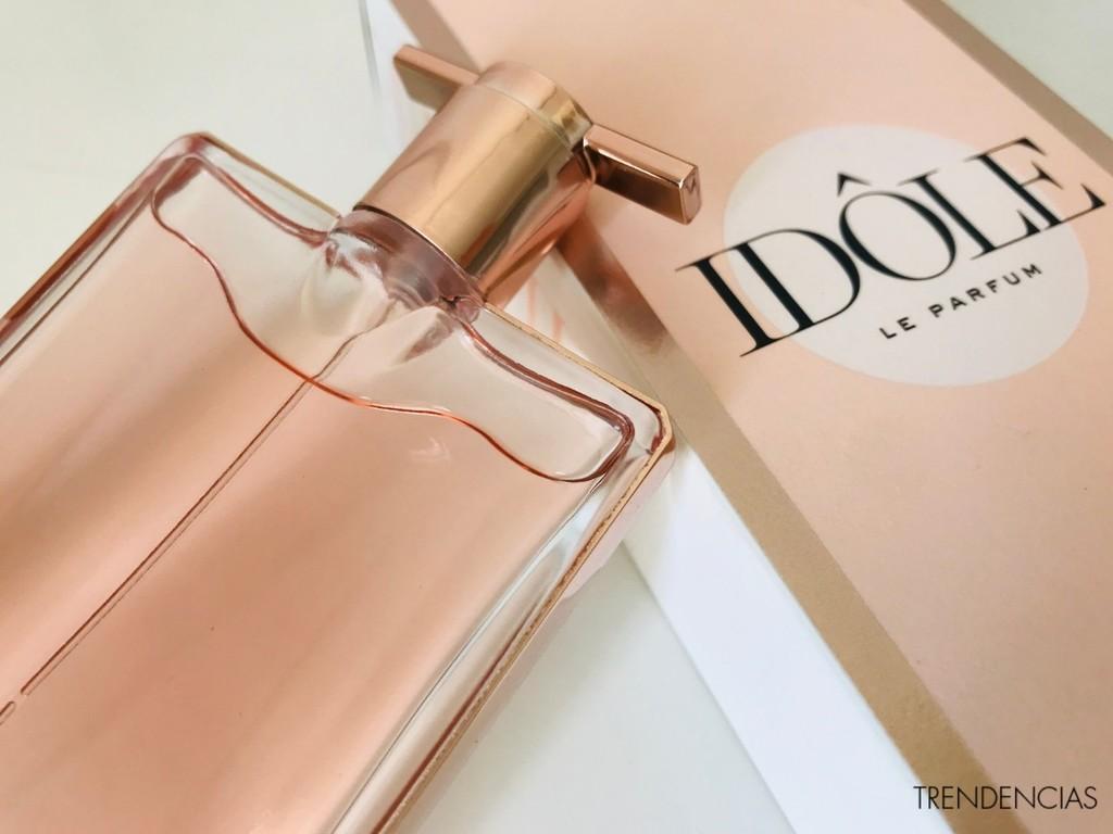 He probado Idôle de Lancôme, el perfume mas fino del planeta que parece un smartphone