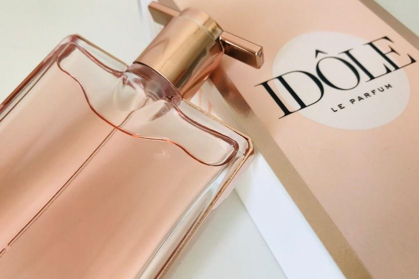 precio del perfume idole lancome