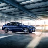 Si el BMW M5 te sabe a poco, aquí tienes el Alpina B5 Biturbo