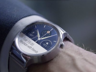 Android Wear 6.0.1 ya se está probando en el Huawei Watch