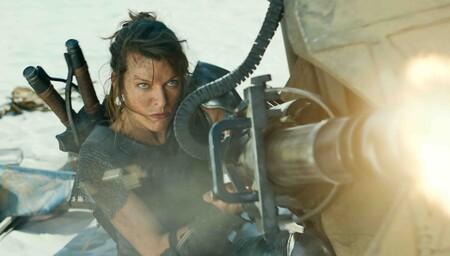 Monster Hunter 2020 Milla Jovovich