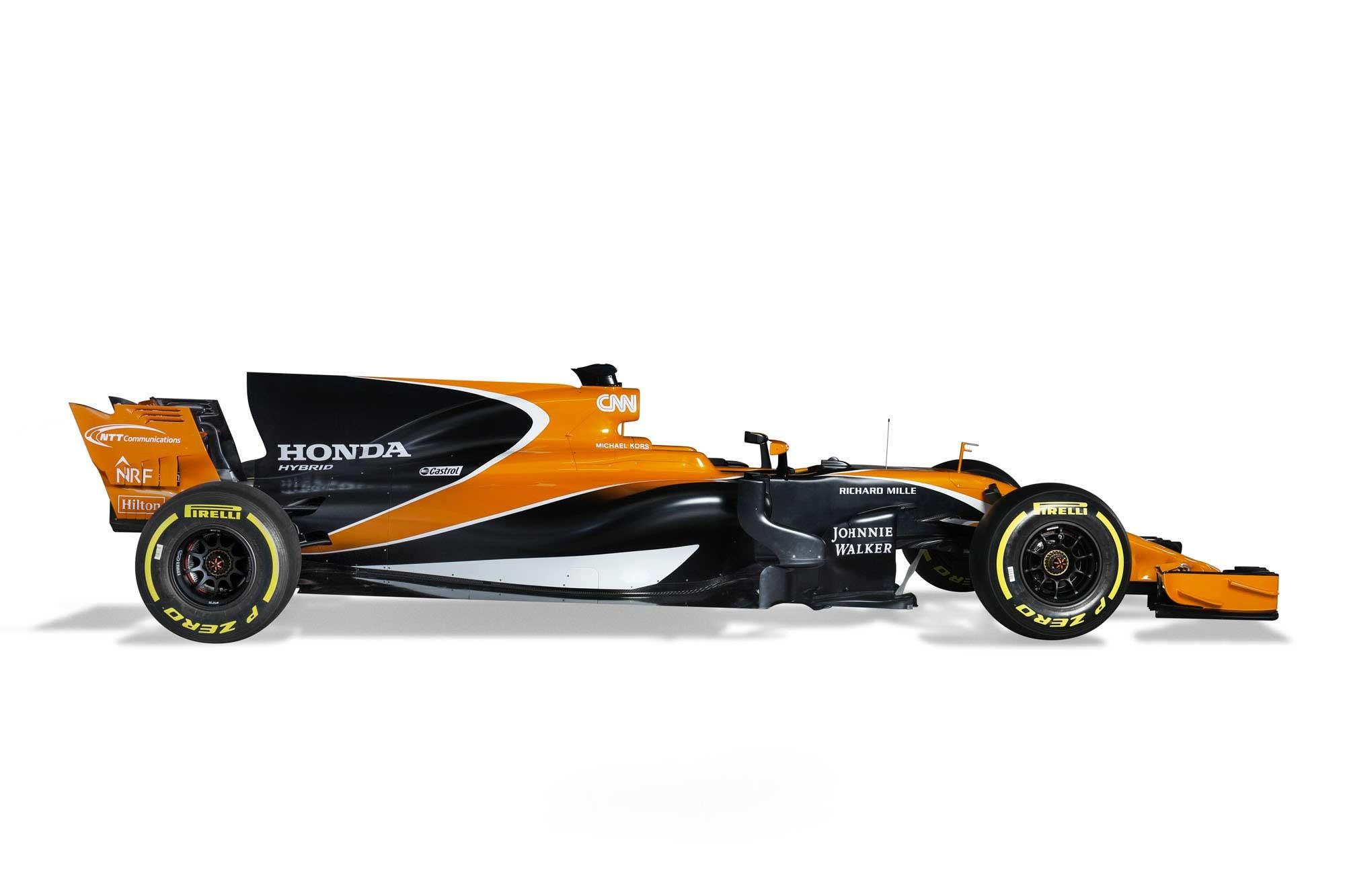 Foto de McLaren MCL32 (1/4)