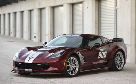 Corvette Grand Sport Pace Car Indy 500 2019 2
