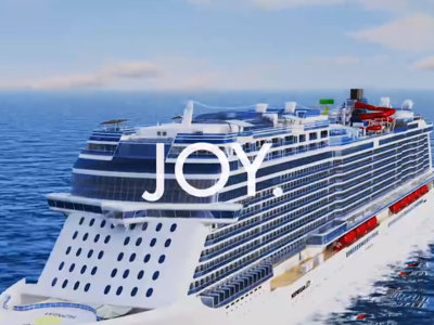 Norwegian 'Joy', un crucero con pista de karting
