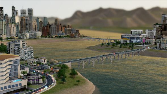 Ciudades de SimCity 2013