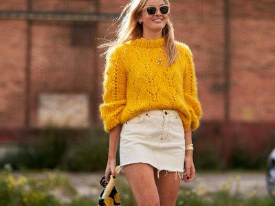 Vas a desear que caigan en picado las temperaturas para poder llevar uno de estos 27 jerséis