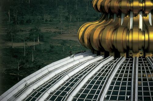 Foto de La tierra desde el cielo - © Yann Arthus-Bertrand (18/37)