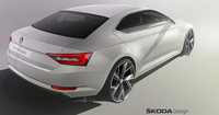 Škoda Superb 2015, en otro nuevo teaser