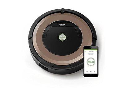Sólo hoy, el Roomba 895 con control por smartphone, está rebajado en Amazon a 519 euros