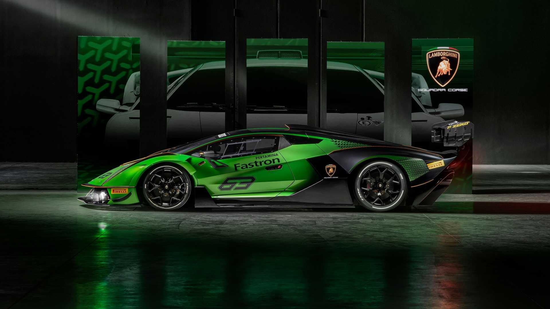 Foto de Lamborghini Essenza SCV12 (5/15)