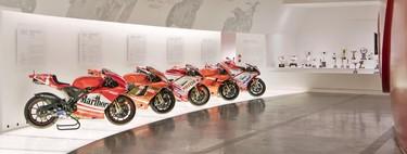 Visitamos el museo y la fábrica de Ducati: donde nacen y descansan los sueños de Borgo Panigale