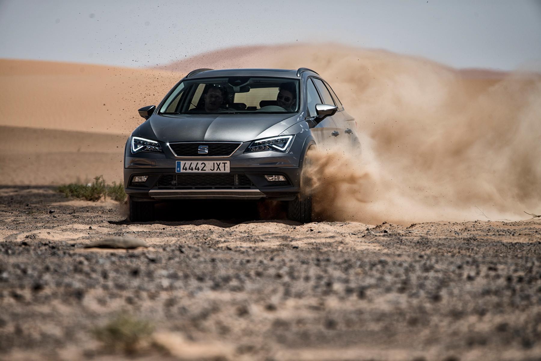 Foto de SEAT León X-Perience en el Sáhara (1/6)