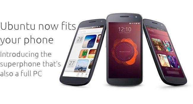 Ubuntu para móviles