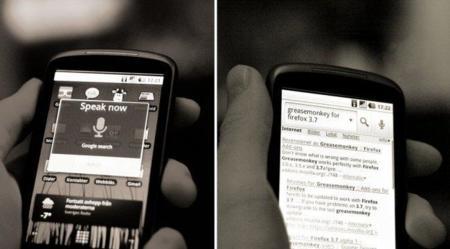 Reconocimiento de voz en Android