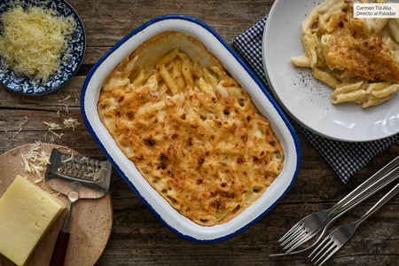 El secreto para unos macarrones con queso al estilo americano suaves y cremosos, receta con vídeo incluido