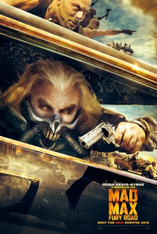 Foto de 'Mad Max: Furia en la carretera', carteles (5/13)
